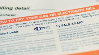 Utility Bills Stock