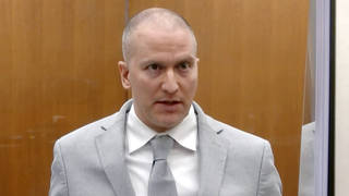Former Minneapolis police Officer Derek Chauvin is appealing against his sentence and conviction