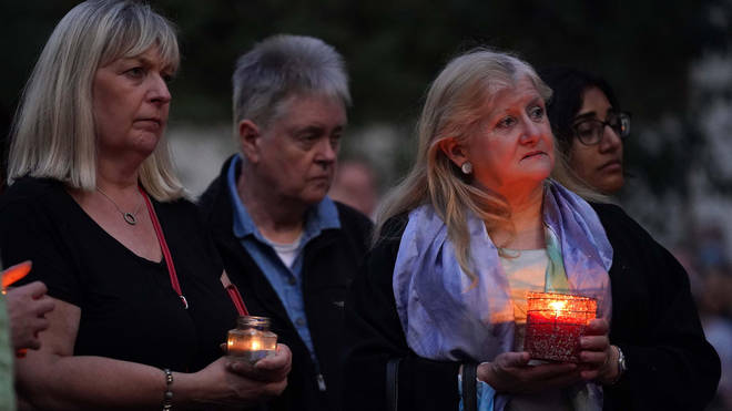 Members of the public have joined together in remembering Ms Nessa.