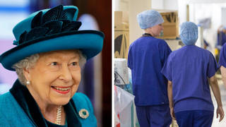 Emergency service workers are being recognised to mark the Queen's jubilee.