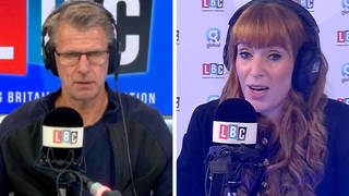 Angela Rayner spoke to LBC live from the Labour party conference in Brighton