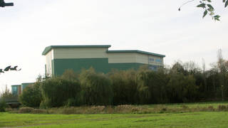 The SnowDome in Tamworth, where the 12-year-old boy tragically died.