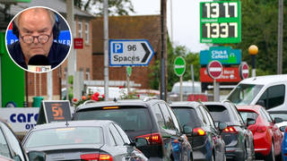 'Stop being stupid!' NHS worker urges Brits to stop panic-buying fuel