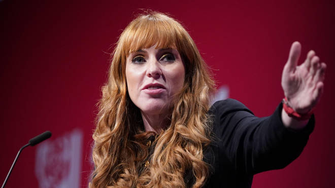 """Angela Rayner said the party """"must become the government our nation deserves"""""""