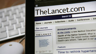 """The Lancet has been criticised for publishing a quote with the phrase """"bodies with vaginas"""""""