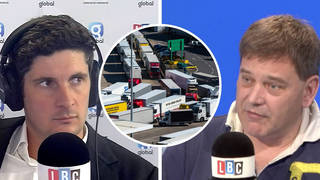 Tory MP calls on retired HGV drivers to return to work to save Christmas