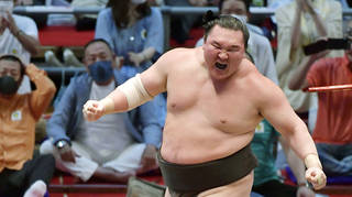 Hakuho's retirement marks the end of an era in the history of Sumo