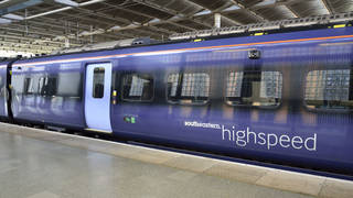 Southeastern to use data on passenger weight for better social distancing
