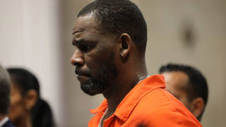 R Kelly is facing up to 100 years in jail