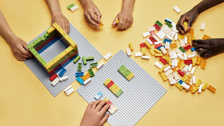 Lego Braille Bricks coming to UK for visually impaired children