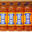 AG Barr has revealed it is struggling to deliver its drinks including Irn Bru