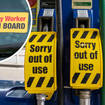 Key workers could be given priority for fuel if the crisis continues.