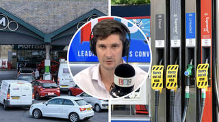 'I'll have to sleep at work to keep surgery open': GP reveals impact of fuel panic on LBC