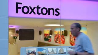 A Foxtons branch