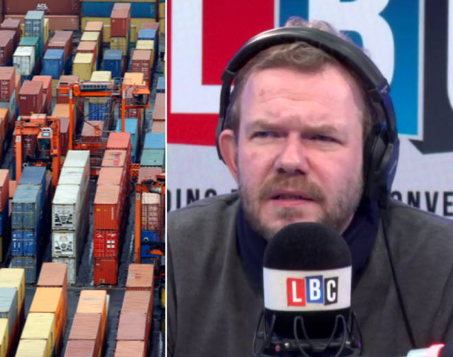James O'Brien heard this concerning call from a courier