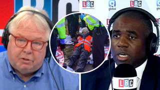 David Lammy: Insulate Britain protests 'totally, totally unacceptable'