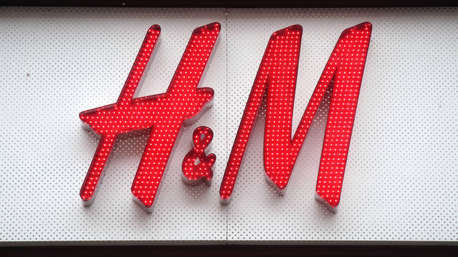 A branch of H&M