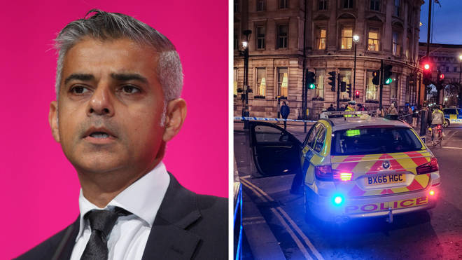 """The Mayor of London has said plain clothes police officers will work in """"at least pairs"""""""