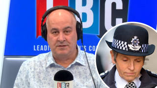 Iain Dale: The 'buck stops' with Cressida Dick for Sarah Everard murder