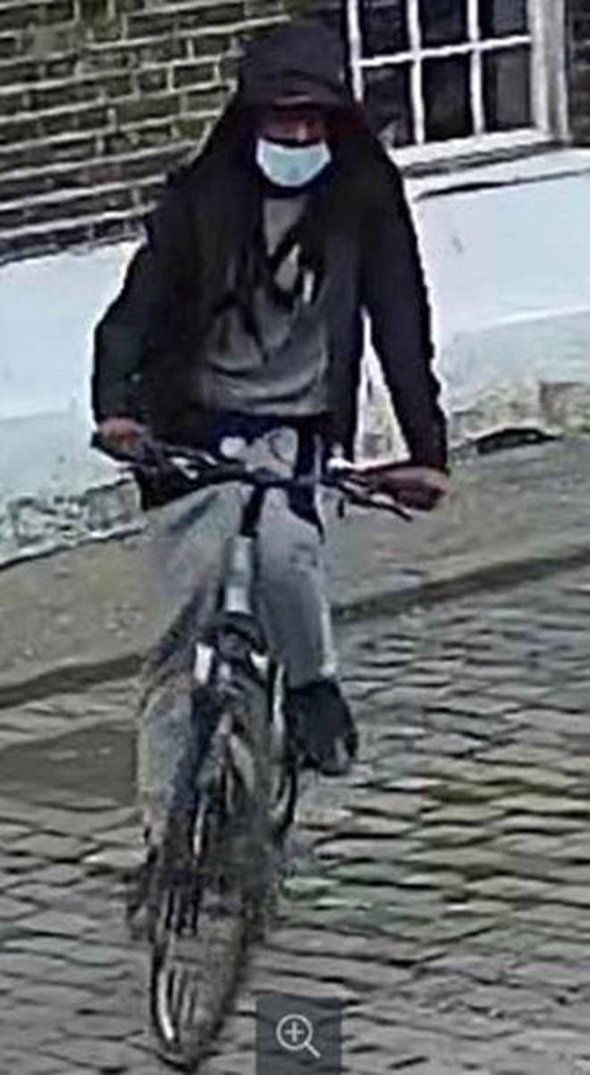 Police have released an image of a man they need to identify following reports of a series of indecent exposures.
