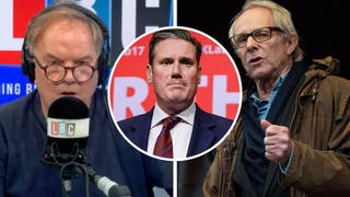 Ken Loach: Sir Keir Starmer is 'destroying' left-wing of Labour party