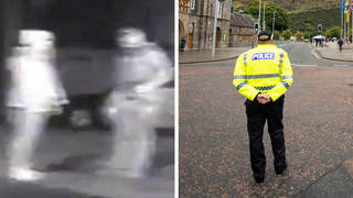 Police officers in Scotland working alone are to offer a verification check to anyone concerned following the death of Sarah Everard.