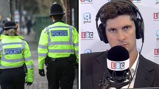 Former police officer tells LBC she was sexually harassed by colleagues