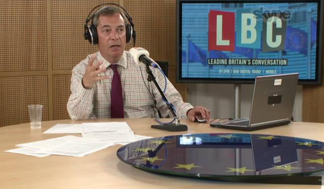 Nigel Farage Ross