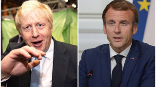 France has threatened to 'take measures' against Boris Johnson's government in the latest Brexit row