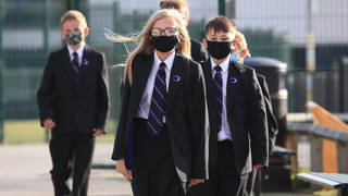 """Heads are reporting """"a high level of disruption"""" in schools"""