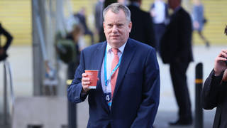 Lord Frost was speaking at a Conservative Party conference fringe event