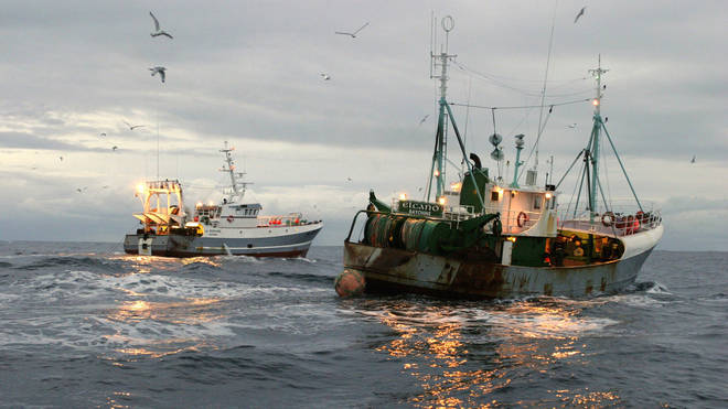 French fishermen say the UK government has failed to grant enough post-Brexit fishing licences