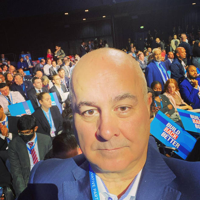 Iain Dale was at the Conservative Party conference