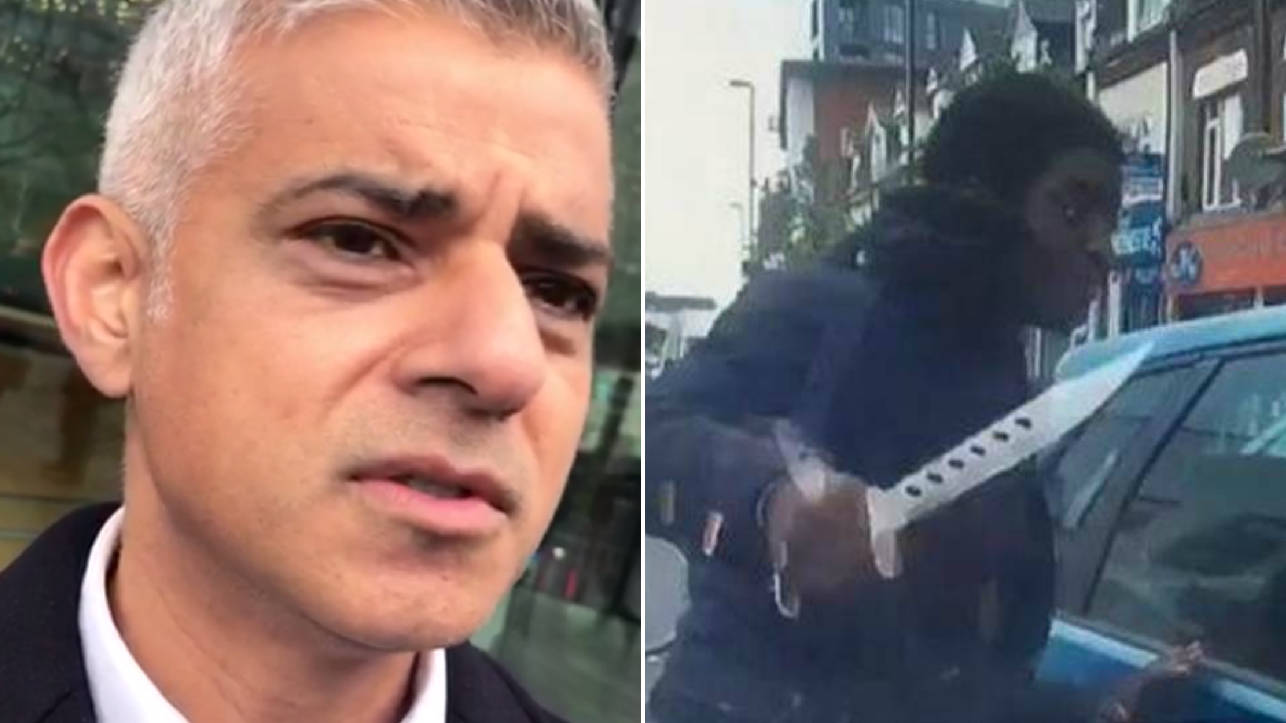Attorney General Responds To Sadiq Khan Over Zombie Knife Sentence