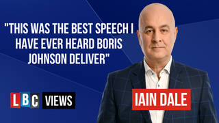 LBC's Iain Dale writes from the Conservative Party conference