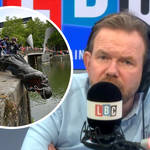James O'Brien reflects on moment his view on slaver statues changed