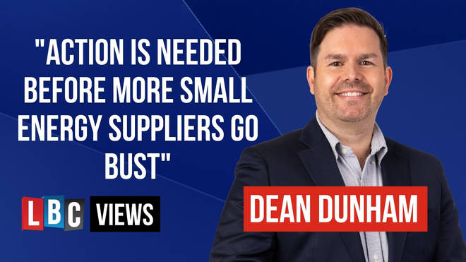 LBC Views: Action is needed before more small energy suppliers go bust