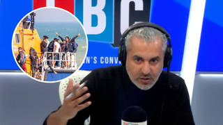 Maajid Nawaz backs calls to grant asylum seekers right to work