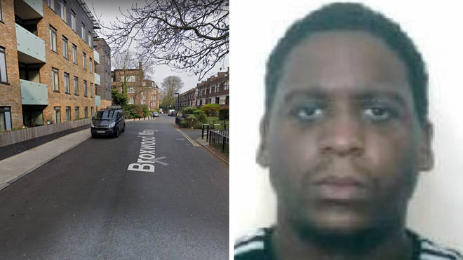 Police want to speak with Jason Bell after a woman was stabbed on Broxwood Way