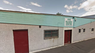 Sam Imrie has been charged with posting statements suggesting he was going to carry out an attack on the Fife Islamic Centre