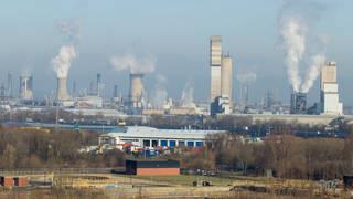 The CF Industries plant in Billingham, Teeside