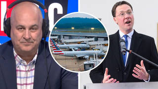 Tory Minister: 'It's not flying that's the problem, it's emissions'
