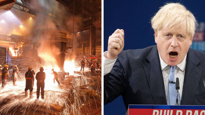 Boris Johnson is set to back a bailout of firms worth hundreds of millions of pounds