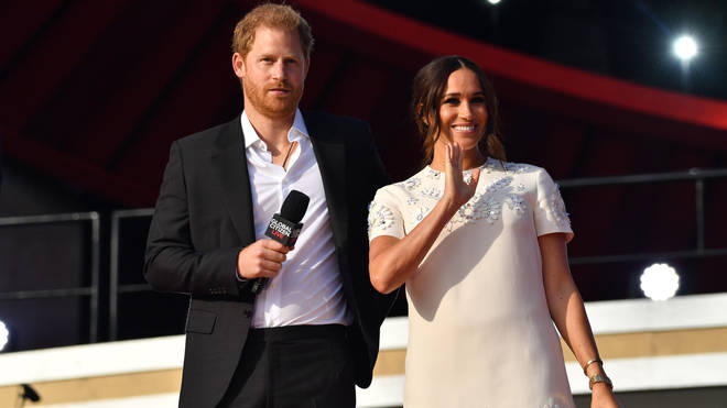 Harry and Meghan's daughter Lilibet was born in June