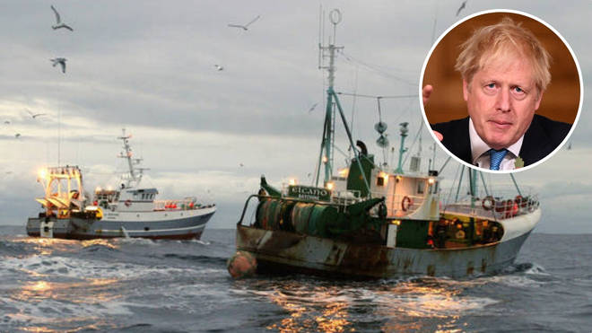 Eleven EU nations have joined forces against Boris Johnson's government amid the ongoing fishing row
