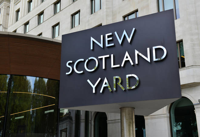 The officer worked for the Metropolitan Police