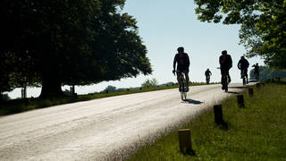 Cyclists have been targeted in the Richmond Park area