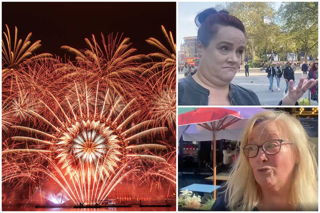 'Cop-out'? Some Londoners have questioned the New Year's Eve firework cancellation