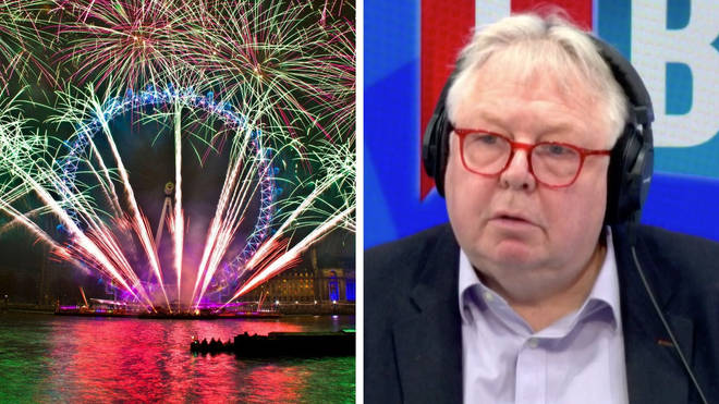 London's New Year's fireworks have been cancelled again