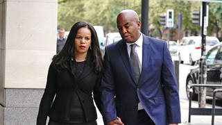 MP Claudia Webbe, 56, was found guilty of harassing a female friend of her partner